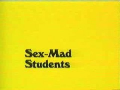 C-c Vintage Sex Mad Students