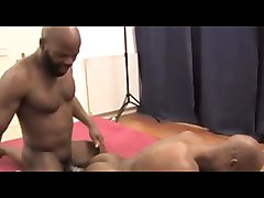 Hot ebony sucking,ass licking & fucking