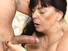 Mature german anal sex 1