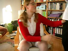 Sweet German Anal Anne