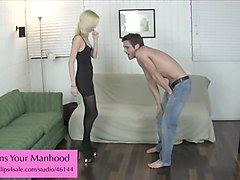 rene phoenix just wants to bust balls 1 ballbusting