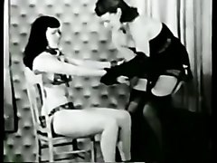 BETTIE PAGE- SLAVE GIRL BONDAGE