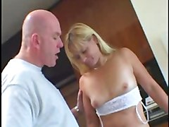 Blonde mature with man mature by fdrcrn