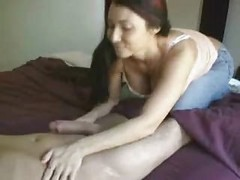 Oral Fun Hand Job Blow Job Cum