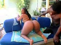 Big Wonderful Black Booty Has Sex