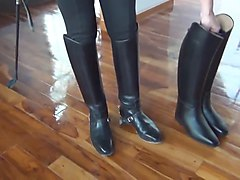new riding boots