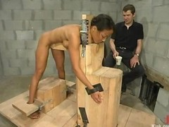 Bamboo Is Her Only Bdsm Video