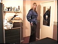 90s bedroom satin fun 1