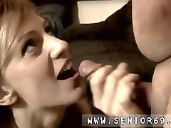 old and young anal movies xxx she even climbs his ladder to give him a