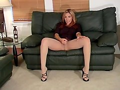 jelena jensen,  pantyhose jerk off instruction