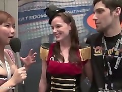 chaturbate couple fionna&jimmy threesome interview harriet sugarcookie avn