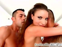 petite anita bellini anal 5 guy gangbang on ass traffic part 2