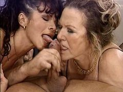 Granny And Milf Fuck The Mechanic
