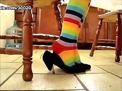 shoeplay in socks collection vol 1