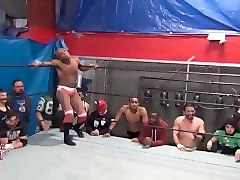 gay black on black wrestle no nudity