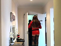 pizza delivery for crossdresser jess