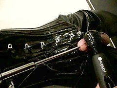tv slave in bondage sound torture und cbt