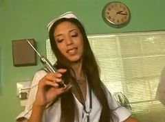 hot nurse alexis love
