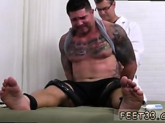 male feet sucker stories gay clint gets naked tickle  treatm