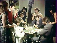 scene from poker partouze - poker show (1980) marylin jess
