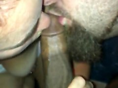 bisexual blowjob