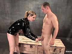 Cock and Ball Torture With Maitresse Madeline