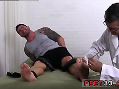mens hairy legs gay porn clint gets naked tickle  treatment