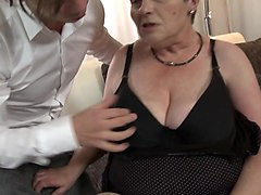 taboo sex with old grannies aka gilfs
