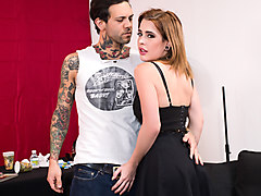 Charlie Brooks  & Small Hands in Charlie Brookes POV - BurningAngel