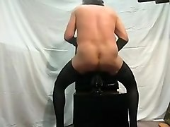 Fabulous amateur gay video with Crossdressers, Solo Male scenes