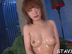 asian in stockings wild threesome film feature 1
