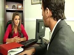 Tori Black Office