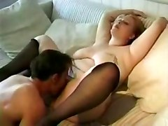 Big Titted Bbw Teen In Stockings Fucked