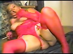 Blonde Milf Love To Dress Slutty And Get A Bbc From Behind